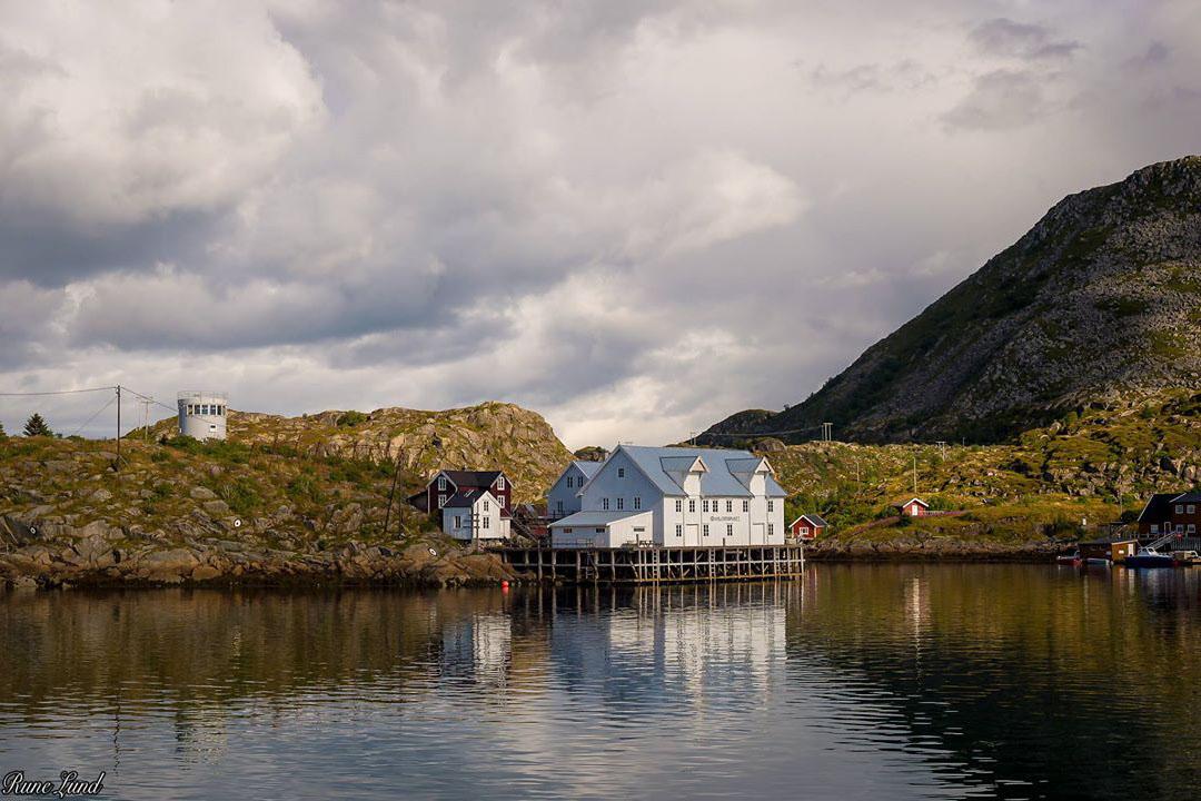 Aasjordbruket. Foto: Rune Lund
