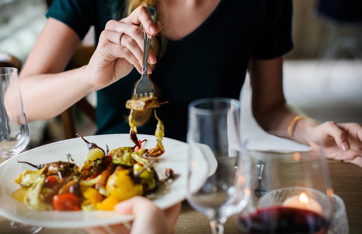 Spis godt i Skrova